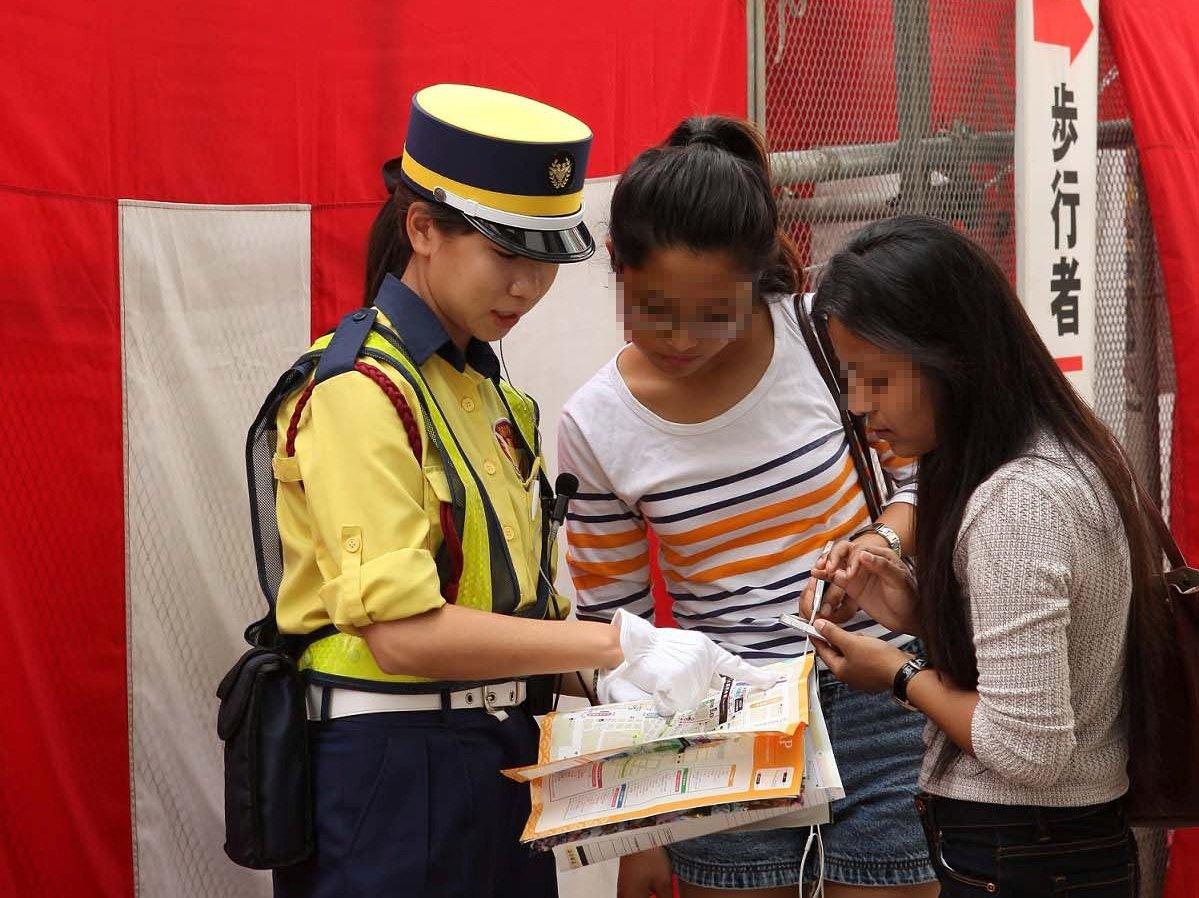 イベント警備業務