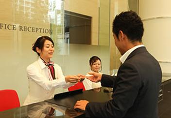 オフィスビル・商業施設関連 派遣/請負業務